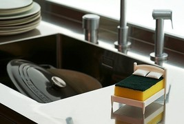 Sponge Holder Funky Original Design Racks Gadgets Home Decors Display Ki... - $18.42