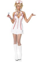 Head Nurse Costume - Medium/Large - Dress Size ... - $32.29