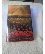 2009 First THE GOLDSMITHS DAUGHTER Tanya Landman Aztec Mexico Cortez Mon... - $20.00