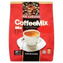 AIK CHEONG REGULAR COFFEEMIX MALAYSIA 30 X 20G (600G) - $12.75