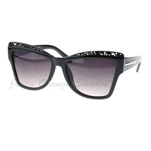 Womens Luxury Fashion Sunglasses Oversized Square Cateye Shades - $8.95