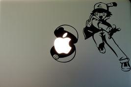 Ash Pokemon Apple Macbook Air/Pro/Retina vinyl sticker. - $7.00