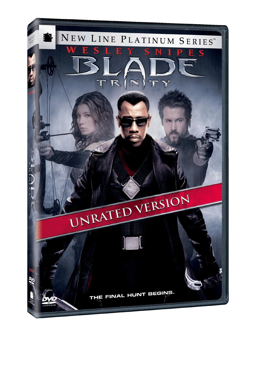 Primary image for Blade Trinity (Unrated Version) [DVD] [2005]
