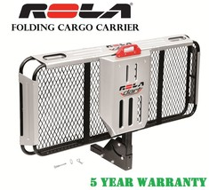 "Rola Dart 59550 Premium Hitch Mounted Cargo Carrier Box 2"" Receive Rs 5 Yrwarranty - $395.60"