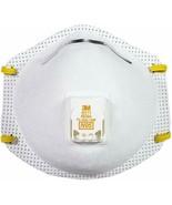 1 3M 8511 N95 Mask with Cool Flow Valve 1 Piece in Zip-Lock Bag Exp. 202... - $19.99