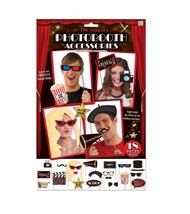F75904 At The Movies Photo Booth Accessory Pack - $9.88