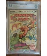 Fantastic Four #166 CBCS 9.6 (1976) Hulk Thing Battle Not CGC PGX - $75.00