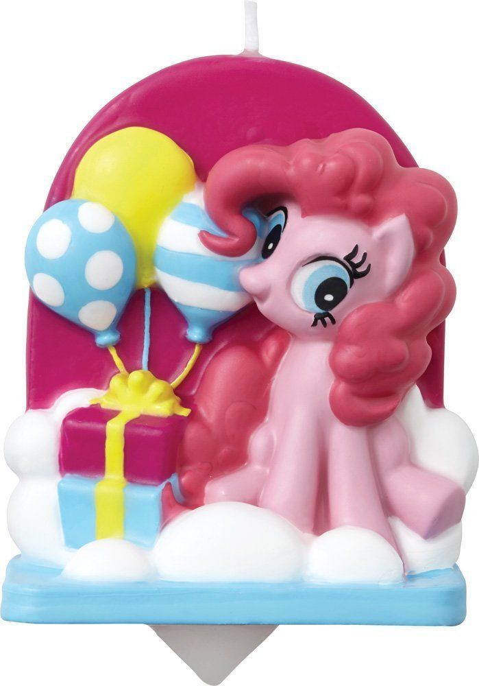 My Little Pony Candle Party Wilton Cake Topper