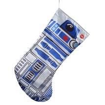 """Star Wars R2-D2  19"""" Christmas Stocking with Sound by Kurt S. Adler - $26.98"""