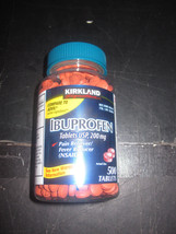 Ibuprofen Pain Fever Reducer (Nsaid) 200mg Kirkland 500 Tablets - $7.70