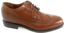 Rockport Essential Details Ii Wingtip Men's Waterproof Shoes Sz 8, V81481 - $77.99
