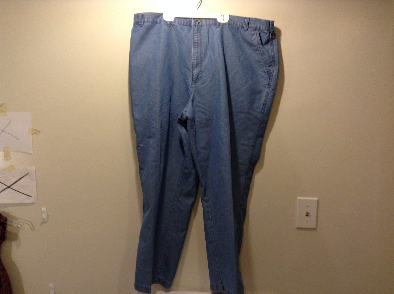 Used Good Condition Light Blue David Taylor Jeans Poly Cotton Blend Unisex