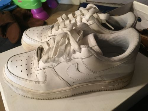 Used Nike Air Force 1 Low Youth Kids Size 4Y and 50 similar