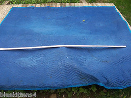 1978 Continental Towncar Trunk Lid Edge Trim Molding Panel Oem Used Orig Lincoln - $147.26