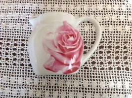 Wall Pocket Vase Plaque Department 56 Porcelain... - $35.59