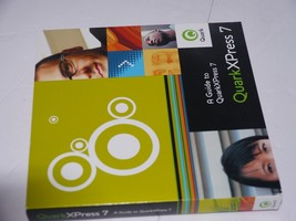 QUARKXPRESS 7 USER GUIDE - MANUAL ONLY - MAC/WINDOWS - $12.86