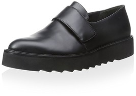 Vince Women's Ames Flat, Black, 9 M US - $123.49