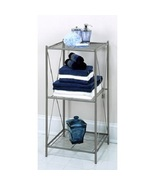 Bathroom Storage Rack Bath Towel Shower Organiz... - $32.98