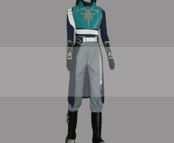 Tales of rebirth veigue lungberg cosplay costume