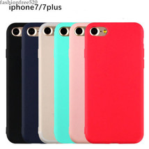 2017 Ultra Thin Slim Silicone TPU Soft Case Cover For Apple iPhone 6 7/7 Plus - $0.99+