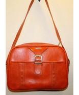 Vintage Samsonite Suitcase Carry-on Overnight Bag Orange - $32.77