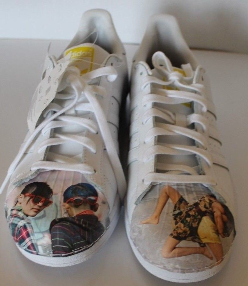 super populaire f85b4 ae9c4 New Adidas Superstar Pharrell Williams and 50 similar items