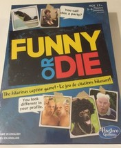 Funny Or Die Hasbro Gaming Board Game Summer Picnic Activity Group Famil... - $19.63