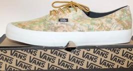 NWT Limited Vans Era Decon Leather Men Camouflage Graffiti Brown Sneaker 11 - $65.43