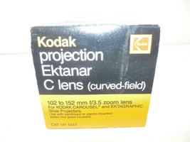 Kodak Slide Projection CF Lens 102-152mm f//3,5