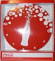 New In Box Collectibe Coke Wall Clock - $20.78