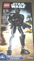 LEGO STAR WARS Imperial Death Trooper 75121 - $22.43