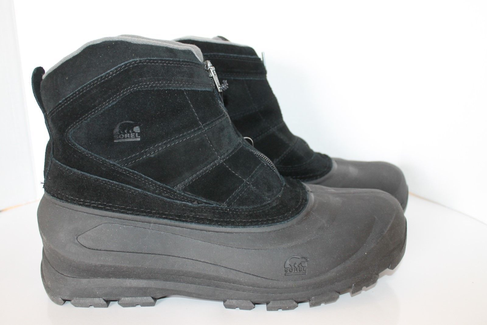 50aa10768 New Sorel Cold Mountain Black -25'F -32'C and 50 similar items