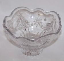 Mikasa Made In Japan Christmas Vase Glass Season Home Decoration - $27.69