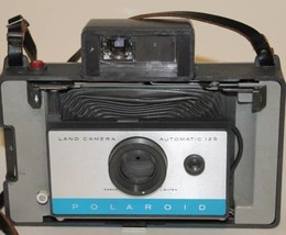 Vintage Polariod  Camera Land Camera Automatic 125 - $53.85