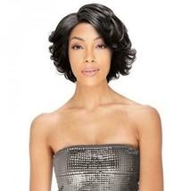 Sensual Vella Vella Synthetic Wavy Hair Medium Deep Part Full Wigs - Gloria - $34.95