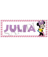 Minnie Mouse Stickers - Waterproof - 10 Stickers Per Order - $5.99