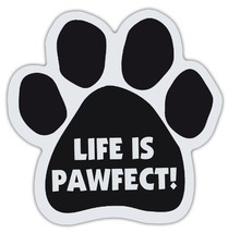 Dog Paw Shaped Magnets: Life Is Pawfect! | Dogs, Gifts, Cars, Trucks - $6.99