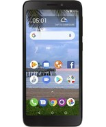 Simple Mobile T-Mobile TCL A1 4G LTE 5'' Touchscreen Android Black Clean... - $29.69