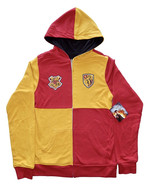 Harry Potter Gryffindor Júnior REVERSIBLE Sudadera Con Capucha S,XL - $34.95