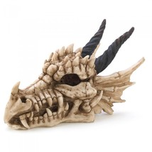 DRAGON SKULL TREASURE BOX - $22.00