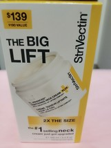 StriVectin TL Advanced Tightening NECK Cream PLUS 3.4 OZ - JUMBO NIB EXP... - $50.34