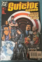 "DC COMICS-""SUICIDE SQUAD""-BEGIN PHASE TWO-REBIRTH-#9-DATED-JULY 2002 - $1.68"