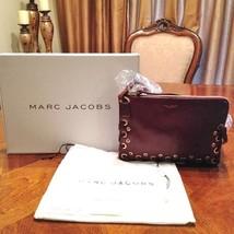 NWT Marc Jacbos The Laces Secret Bag Crossbody Bag in Bordeaux - $261.79