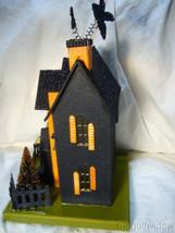 Bethany Lowe Halloween Haunted House with Light  image 2