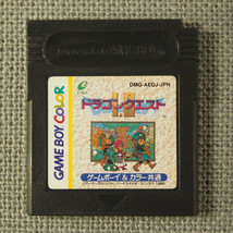 Dragon Quest I & II 1 & 2 (Nintendo Game Boy Color GBC, 1999) Japan Import - $5.98