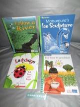 4 iopeners & Scholastic DK Children's Books 2004-2005 - $12.86
