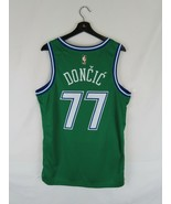 New Nike Luka Doncic Dallas Mavericks HWC Swingman Jersey (Medium/Large) - $129.99