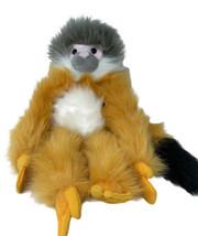 "Wildlife Artist Plush Monkey Primate 16"" Stuffed Animal Conservation Col... - $13.99"