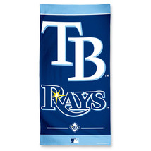 Tampa Bay Rays Towel 30x60 Beach Style**Free Shipping** - $24.70