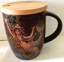 Starbucks Anniversary Mermaid Mug/16 oz/355 ml/Bamboo lid - $27.95